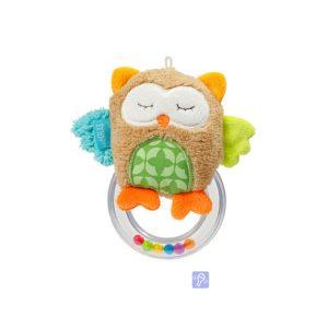 Rattlering Owl_071481