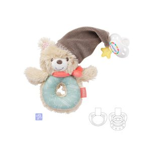 Soft Ring Rattle Bear_060164